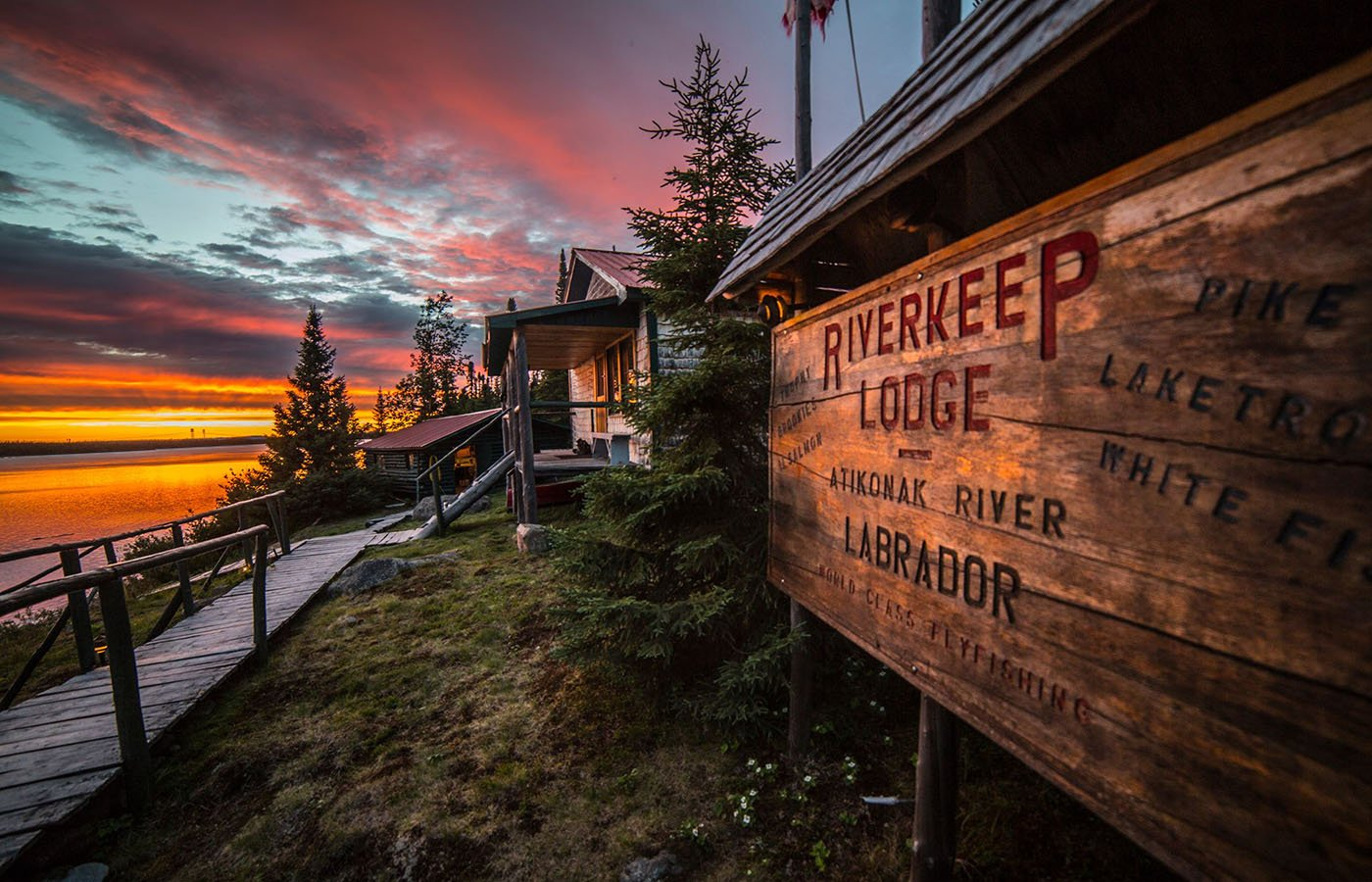 Riverkeep Lodge Canada